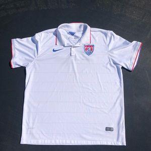 US Nike Polo 2014